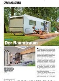 Titelbild der Ausgabe 11/2019 von CARAVANS AKTUELL: ADRIA ASTELLA: Der Raumtraum. Zeitschriften als Abo oder epaper bei United Kiosk online kaufen.