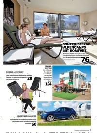 Titelbild der Ausgabe 2/2020 von WINTER-SPEZIAL ALPENCAMPS MIT KOMFORT. Zeitschriften als Abo oder epaper bei United Kiosk online kaufen.