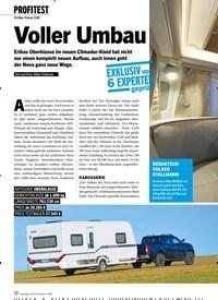 Titelbild der Ausgabe 3/2020 von PROFITEST: Eriba Nova 530: Voller Umbau. Zeitschriften als Abo oder epaper bei United Kiosk online kaufen.