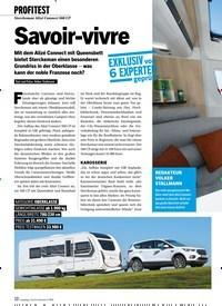 Titelbild der Ausgabe 4/2020 von PROFITEST: Sterckeman Alizé Connect 560 CP: Savoir-vivre. Zeitschriften als Abo oder epaper bei United Kiosk online kaufen.
