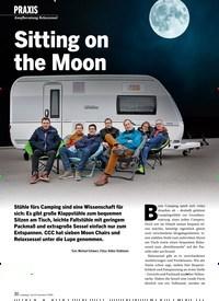 Titelbild der Ausgabe 4/2020 von PRAXIS: Kaufberatung Relaxsessel: Sitting on the Moon. Zeitschriften als Abo oder epaper bei United Kiosk online kaufen.