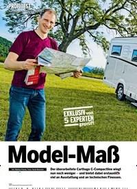 Titelbild der Ausgabe 8/2019 von PROFITEST: Model-Maß. Zeitschriften als Abo oder epaper bei United Kiosk online kaufen.