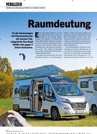 Titelbild der Ausgabe 11/2019 von VERGLEICH: Raumdeutung. Zeitschriften als Abo oder epaper bei United Kiosk online kaufen.