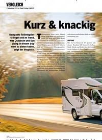 Titelbild der Ausgabe 12/2019 von Kurz & knackig. Zeitschriften als Abo oder epaper bei United Kiosk online kaufen.