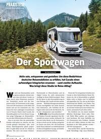 Titelbild der Ausgabe 12/2019 von Der Sportwagen. Zeitschriften als Abo oder epaper bei United Kiosk online kaufen.
