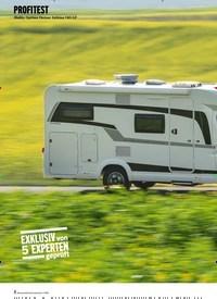 Titelbild der Ausgabe 1/2020 von PROFITEST: Hobby Optima Ontour Edition V65 GE: Vollwert-Mobil. Zeitschriften als Abo oder epaper bei United Kiosk online kaufen.