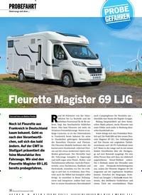 Titelbild der Ausgabe 2/2020 von PROBEFAHRT: Unterwegs mit dem …: Fleurette Magister 69 LJG. Zeitschriften als Abo oder epaper bei United Kiosk online kaufen.