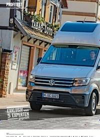 Titelbild der Ausgabe 4/2020 von PROFITEST: VW Grand California 600: VW XXL. Zeitschriften als Abo oder epaper bei United Kiosk online kaufen.
