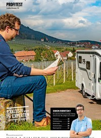 Titelbild der Ausgabe 6/2020 von PROFITEST: Van mit Stil. Zeitschriften als Abo oder epaper bei United Kiosk online kaufen.