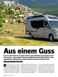Titelbild der Ausgabe 7/2020 von PRAXISTEST: Aus einem Guss. Zeitschriften als Abo oder epaper bei United Kiosk online kaufen.