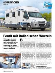 Titelbild der Ausgabe 7/2020 von GEBRAUCHT-CHECK: Fendt mit italienischen Wurzeln. Zeitschriften als Abo oder epaper bei United Kiosk online kaufen.