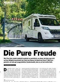 Titelbild der Ausgabe 9/2020 von Die Pure Freude. Zeitschriften als Abo oder epaper bei United Kiosk online kaufen.