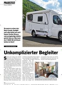 Titelbild der Ausgabe 9/2020 von Unkomplizierter Begleiter. Zeitschriften als Abo oder epaper bei United Kiosk online kaufen.