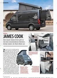 Titelbild der Ausgabe 4/2019 von NEUHEITEN: Westfalia: JAMES COOK. Zeitschriften als Abo oder epaper bei United Kiosk online kaufen.
