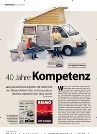Titelbild der Ausgabe 6/2019 von 40 Jahre Kompetenz. Zeitschriften als Abo oder epaper bei United Kiosk online kaufen.