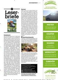 Titelbild der Ausgabe 1/2020 von AN DIE REDAKTION: Leserbriefe. Zeitschriften als Abo oder epaper bei United Kiosk online kaufen.