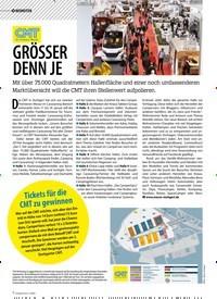 Titelbild der Ausgabe 1/2020 von NEUHEITEN GRÖSSER DENN JE. Zeitschriften als Abo oder epaper bei United Kiosk online kaufen.