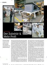 Titelbild der Ausgabe 4/2020 von MAGAZIN: Besuch bei Reimo: Der Zubehör & Mehr-Profi. Zeitschriften als Abo oder epaper bei United Kiosk online kaufen.