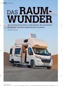 Titelbild der Ausgabe 5/2020 von PÖSSL 2WIN VARIO: DAS RAUMWUNDER. Zeitschriften als Abo oder epaper bei United Kiosk online kaufen.