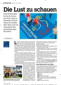 Titelbild der Ausgabe 5/2020 von Die Lust zu schauen. Zeitschriften als Abo oder epaper bei United Kiosk online kaufen.