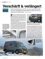 Titelbild der Ausgabe 2/2021 von Van 550: Verschärft & verlängert. Zeitschriften als Abo oder epaper bei United Kiosk online kaufen.