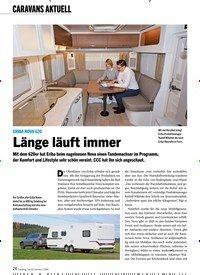 Titelbild der Ausgabe 1/2020 von ERIBA NOVA 620: Länge läuft immer. Zeitschriften als Abo oder epaper bei United Kiosk online kaufen.