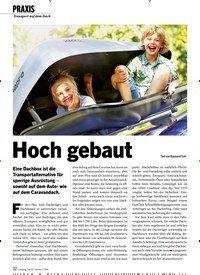 Titelbild der Ausgabe 1/2020 von Transport auf dem Dach: Hoch gebaut. Zeitschriften als Abo oder epaper bei United Kiosk online kaufen.