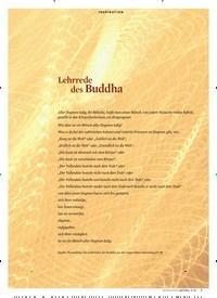 Titelbild der Ausgabe 3/2019 von Lehrrede des Buddha. Zeitschriften als Abo oder epaper bei United Kiosk online kaufen.