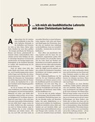 Titelbild der Ausgabe 4/2019 von WARUM. Zeitschriften als Abo oder epaper bei United Kiosk online kaufen.