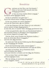 Titelbild der Ausgabe 3/2020 von Benedictus. Zeitschriften als Abo oder epaper bei United Kiosk online kaufen.