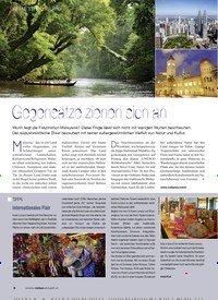 Titelbild der Ausgabe 3/2019 von MALAYSIA: Gegensätze ziehen sich an. Zeitschriften als Abo oder epaper bei United Kiosk online kaufen.