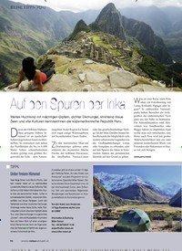 Titelbild der Ausgabe 3/2019 von PERU: Auf den Spuren der Inka. Zeitschriften als Abo oder epaper bei United Kiosk online kaufen.