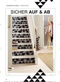 Titelbild der Ausgabe 2/2019 von TREPPEN: SICHER AUF & AB. Zeitschriften als Abo oder epaper bei United Kiosk online kaufen.
