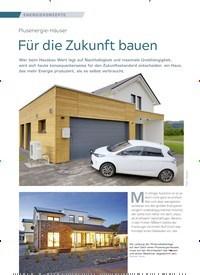 Titelbild der Ausgabe 3/2018 von Plusenergie-Häuser: Für die Zukunft bauen. Zeitschriften als Abo oder epaper bei United Kiosk online kaufen.