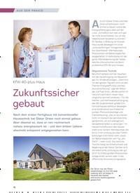 Titelbild der Ausgabe 3/2018 von KfW-40-plus-Haus: Zukunftssicher gebaut. Zeitschriften als Abo oder epaper bei United Kiosk online kaufen.