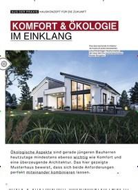 Titelbild der Ausgabe 3/2019 von KOMFORT & ÖKOLOGIE IM EINKLANG. Zeitschriften als Abo oder epaper bei United Kiosk online kaufen.