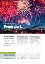 Titelbild der Ausgabe 9/2019 von Firework: Web-Apps lokal nutzen: Feuerwerk. Zeitschriften als Abo oder epaper bei United Kiosk online kaufen.