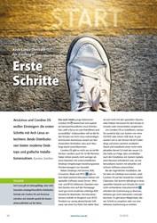 Titelbild der Ausgabe 10/2019 von Arch-Linux-Derivate für Einsteiger: Erste Schritte. Zeitschriften als Abo oder epaper bei United Kiosk online kaufen.