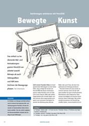 Titelbild der Ausgabe 10/2019 von Pencil2D: Zeichnungen animieren mit Pencil2D: Bewegte Kunst. Zeitschriften als Abo oder epaper bei United Kiosk online kaufen.