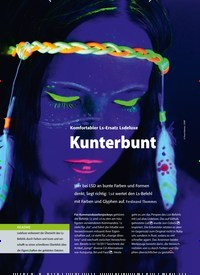 Titelbild der Ausgabe 2/2020 von Lsdeluxe: Kunterbunt. Zeitschriften als Abo oder epaper bei United Kiosk online kaufen.