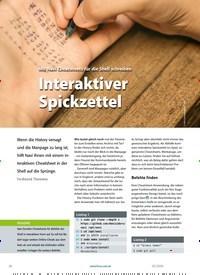 Titelbild der Ausgabe 2/2020 von Navi: Interaktiver Spickzettel. Zeitschriften als Abo oder epaper bei United Kiosk online kaufen.