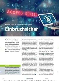Titelbild der Ausgabe 3/2020 von Einbruchsicher. Zeitschriften als Abo oder epaper bei United Kiosk online kaufen.
