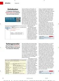 Titelbild der Ausgabe 1/2021 von Angetestet. Zeitschriften als Abo oder epaper bei United Kiosk online kaufen.