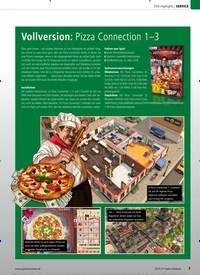 Titelbild der Ausgabe 10/2019 von DVD-Highlights: Vollversion: Pizza Connection 1–3. Zeitschriften als Abo oder epaper bei United Kiosk online kaufen.