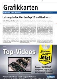 Titelbild der Ausgabe 10/2019 von Leistungsindex: Von den Top 20 und Nachtests. Zeitschriften als Abo oder epaper bei United Kiosk online kaufen.