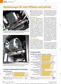 Titelbild der Ausgabe 12/2019 von Der Effizienz-PC: Optimierungen für mehr Effizienz und Laufruhe. Zeitschriften als Abo oder epaper bei United Kiosk online kaufen.