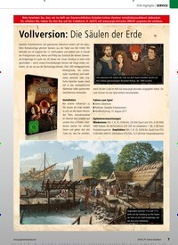Titelbild der Ausgabe 3/2020 von Vollversion: Die Säulen der Erde. Zeitschriften als Abo oder epaper bei United Kiosk online kaufen.