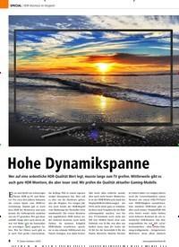 Titelbild der Ausgabe 4/2020 von Hohe Dynamikspanne. Zeitschriften als Abo oder epaper bei United Kiosk online kaufen.