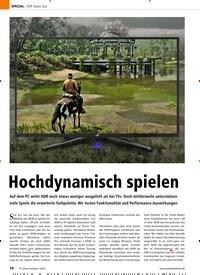 Titelbild der Ausgabe 4/2020 von Hochdynamisch spielen. Zeitschriften als Abo oder epaper bei United Kiosk online kaufen.