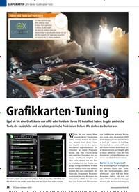 Titelbild der Ausgabe 4/2020 von Grafikkarten-Tuning. Zeitschriften als Abo oder epaper bei United Kiosk online kaufen.